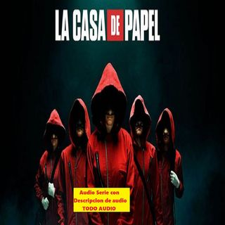 🔺LA CASA DE PAPEL 4x1. Game Over