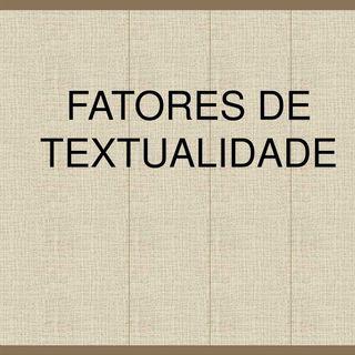 Fatores da textualidade