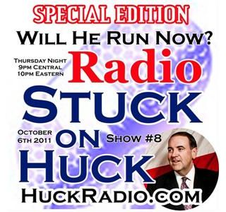 Stuck On Huck Radio - Run Huck Run!