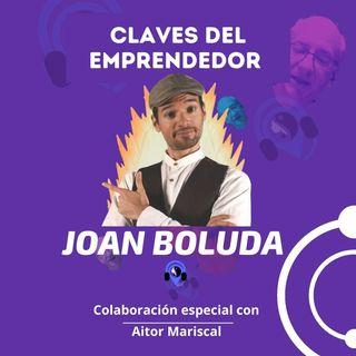 Joan Boluda nos da varias claves para emprender y hablamos de SEO LOCAL