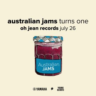 25. Australian Jams Turns One live recording at Oh Jean Records with Feelds, Nussy & Essie Holt