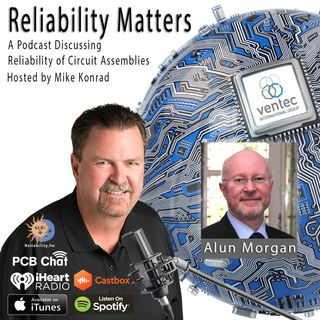 Episode 26- An Interview with Ventec's Technology Ambassador Alun Morgan