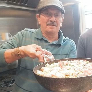 Men Who Have Known Homelessness Cook Up a Taste of Home