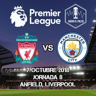 Liverpool vs Manchester City en VIVO
