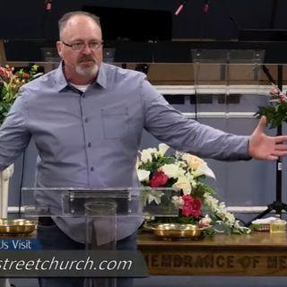Life Lessons from dry bones 3-11-21 Pastor Joe Myers