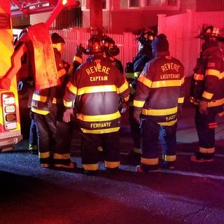 Revere Fire Leaves 20 Displaced