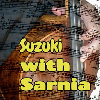 Bow Angle Exercise Beginners Intermediate Cello School Suzuki ABRSM Student Tips with Sarnia