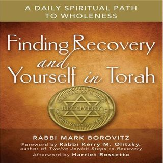 From Mobster To Rabbi:  Rabbi Mark Borovitz's  Background Of Finding Recovery