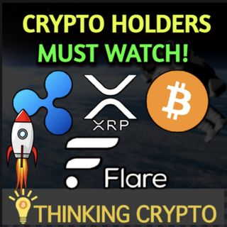 Ripple XRP Win Against SEC - Flare FXRP Spark Token Distribution - Crypto Kiosk at 2,000 Locations