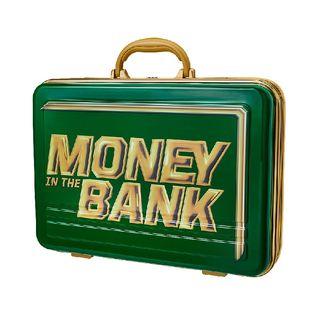 MONEY IN THE BANK 2019 - CARTE ET PRONOSTICS
