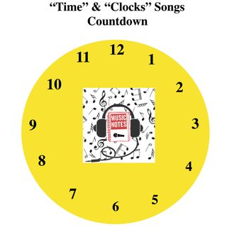 "Episode 75 - ""Time"" & ""Clock"" Songs Countdown"