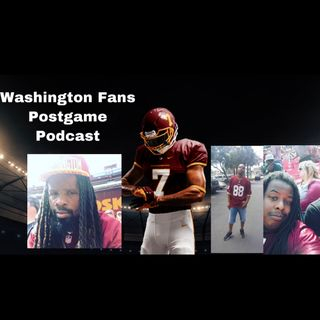 Episode 1: L.A. Chargers vs WFT Review