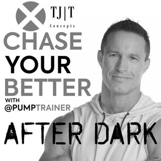 First Rule of LEADERSHIP - Chase Your Better After Dark