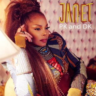 Janet Jackson drops from the clouds to talk new music!