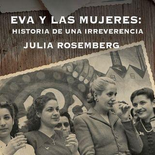 """La historiadora Julia Rosemberg presenta el libro """"Eva y las Mujeres, historia de una irreverencia"""""""