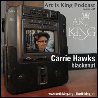 AIK 64 - Carrie Hawks