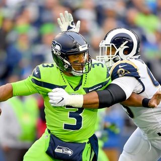TGT NFL Show: Seahawks beat Rams, is Russell Wilson the MVP so far, and picking all of Sundays games W/Mike Goodpaster and Anthony Cervino