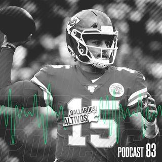 Podcast #83: Juegos Divisionales NFL / Liga MX CL2020 / Asesinan a Martín Loera