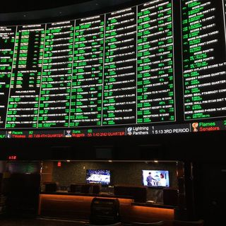 The Las Vegas Sportsline