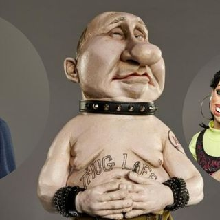 Is Spitting Image's satire too cruel for today?