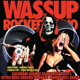 Wassup Rocker Radio 01-04-2020 - Radioshow #118