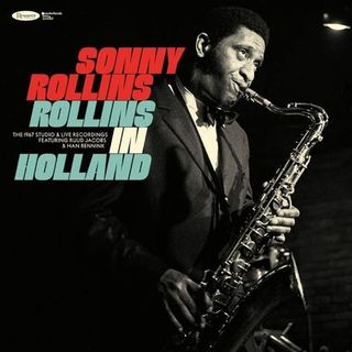 Hornemusic #48-  'ROLLINS In HOLLAND' with Han Bennink and Ruud Jacobs