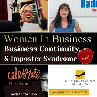 Business Continuity Crowdfunding and Imposter Syndrome