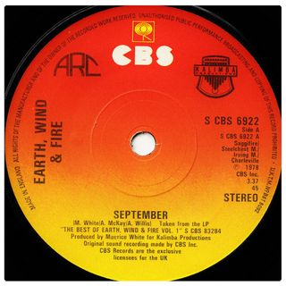 """September"" de Earth, Wind & Fire, el Ba-dee-ya más optimista"