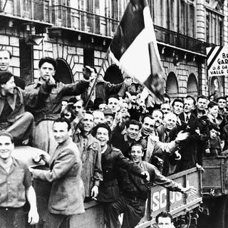Ieri partigiani, oggi antifascisti - 25 aprile 2020 (Collettivo Caciara)