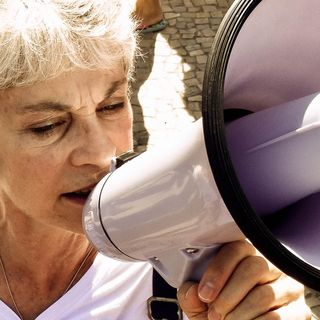 Kvinnorna och yttrandefriheten