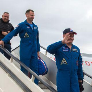 AstronautiCAST 12×03 – I tapironauti