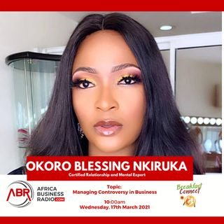 Managing Controversy In Business - Okoro Blessing