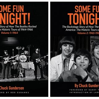 324 - Chuck Gunderson - Some Fun Tonight - Beatles Concert History in the US