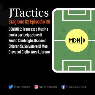 J-TACTICS - Che strano chiamarsi Federico (S02 E06)