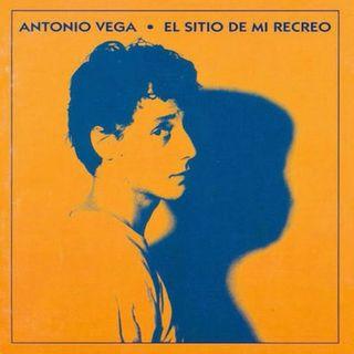 """""""El sitio de mi recreo"""" de Antonio Vega, la obra de arte que sonó en maqueta."""