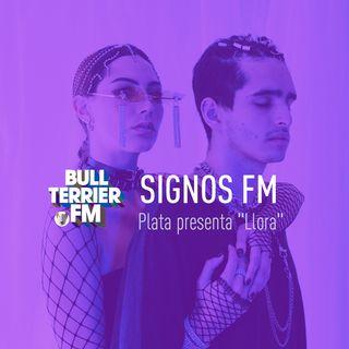 "Plata presenta ""Llora"" - SignosFM"