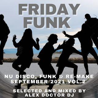 #163 - Friday Funk - September 2021 vol.2