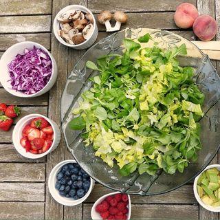Sostituire un pasto principale con una insalata per dimagrire?