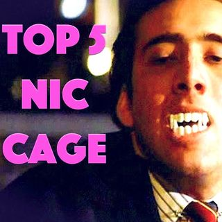 TOP 5 NICOLAS CAGE FILMS – JAY DYER – 30K CHAD NERD ESOTERIC HOLLYWOOD 2 PARTY!