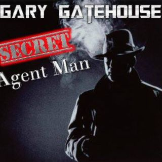GARY GATEHOUSE FRIDAY SECRET AGENT MAN RADIO SHOW CONGRESS HAS BLOOD ON ITS HANDS ONCE AGAIN