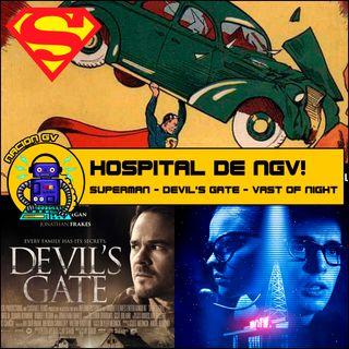 El hoSpital de NGV con una S de Superman! - 14 de junio