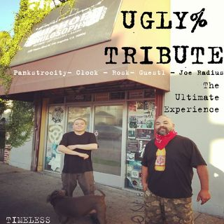 Ugly% Tribute - The Ultimate Ugly% Experience - HipHop Philosophy Radio