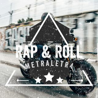 Metraletr4 - Rap & Roll (Prod Metraletr4, Baghira & Liquid Sound)