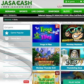 Link Alternatif Daftar & Login Jasacash