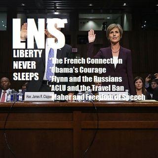 Liberty Never Sleeps 05/09/17 Show