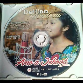 Solista Delfina Grabiela Mix Coros