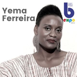 Yema Ferreira at The Best You EXPO