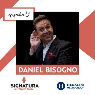 Daniel Bisogno y su verdadera personalidad a través de su firma