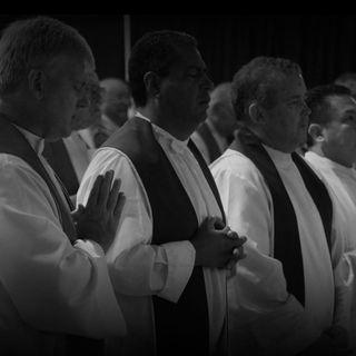 Cardinal Burke Priests Retreat #1