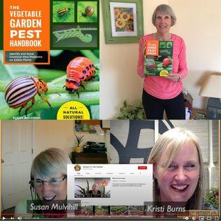 "Susan Mulvihill chats about gardening & ""The Vegetable Garden Pest Handbook"""